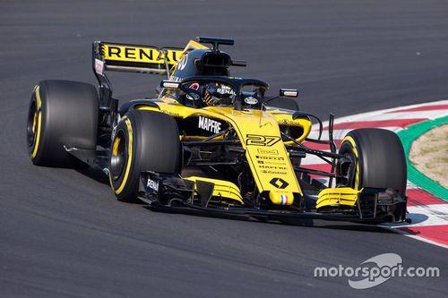 Présentation de la Renault R.S.18