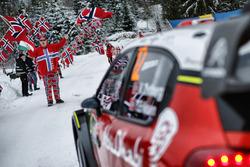 A Norwegian fan