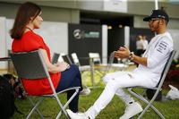Льюіс Хемілтон, Mercedes AMG та Лі Маккензі
