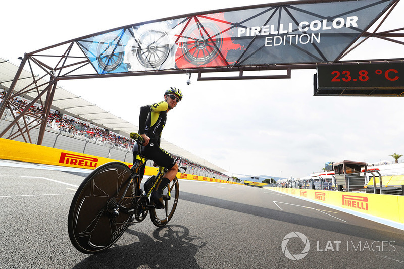 El ciclista Simon Yates, de Michelton-Scott