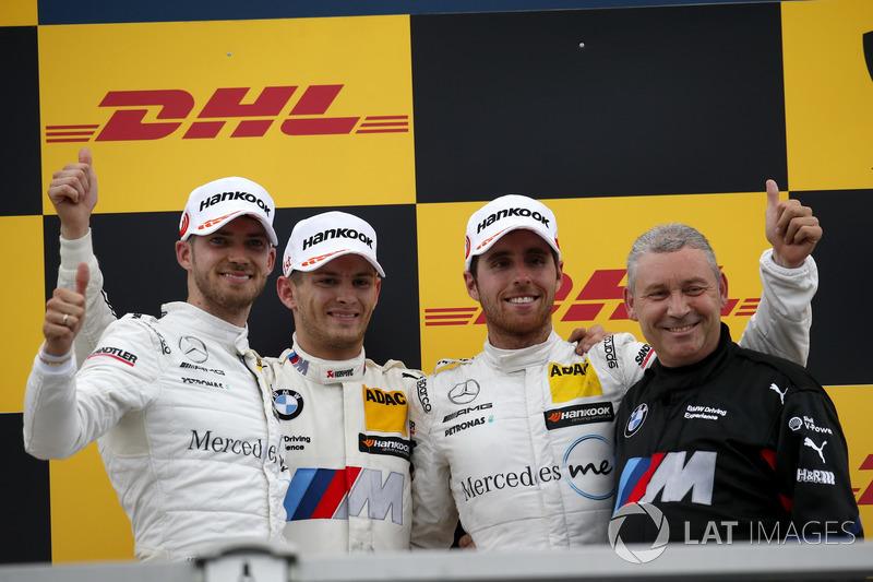 Здавалося, що далі боротьба за перемоги точитиметься лише між Mercedes та BMW