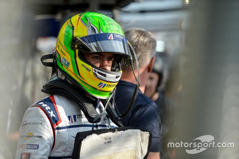 #32 United Autosports Ligier JSP217 Gibson: Will Owen
