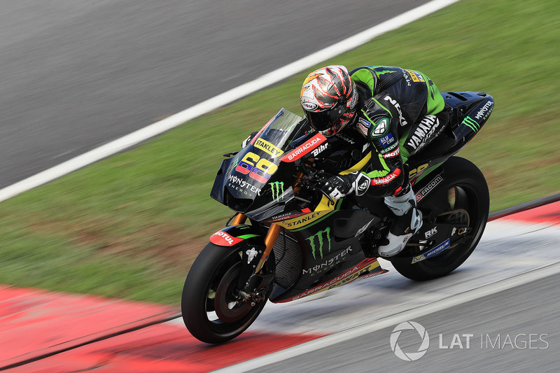 Йоні Ернандес, Monster Yamaha Tech 3