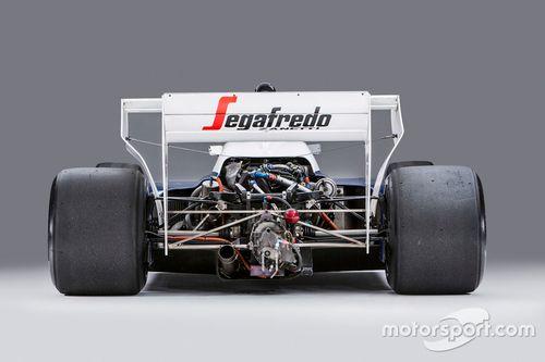 Ayrton Senna Toleman aukció