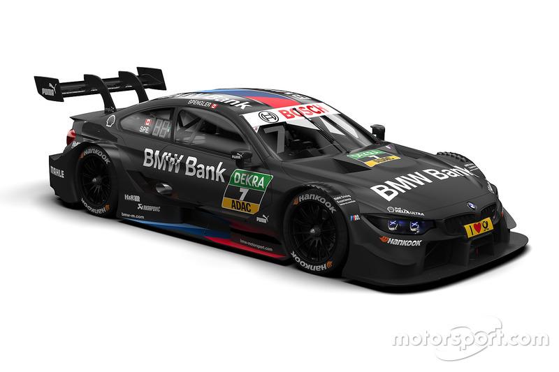 BMW M4 DTM Бруно Спенглера