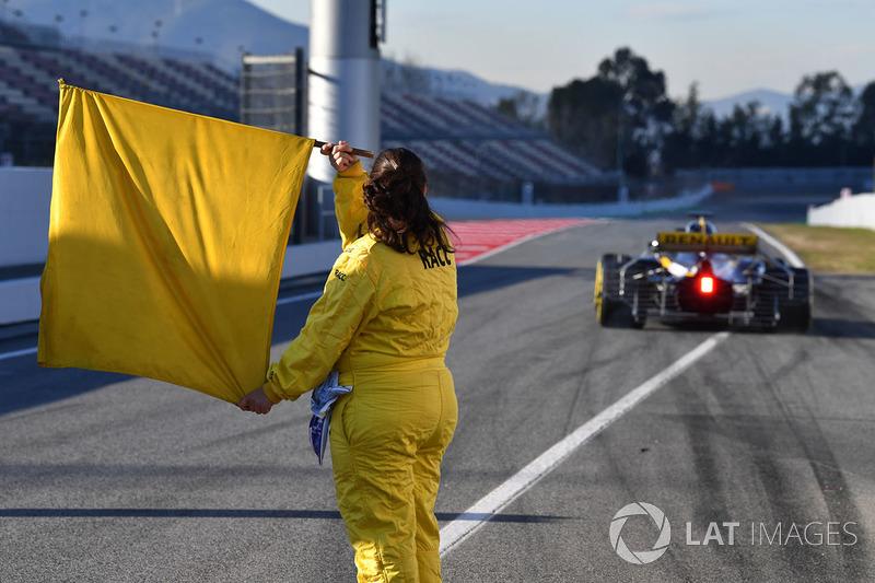 Желтый флаг