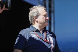 Bob Fernley, Takım Patronu Vekili, Force India, sahnede