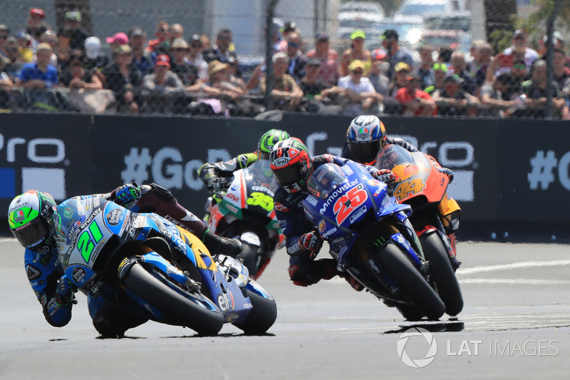 Franco Morbidelli, Estrella Galicia 0,0 Marc VDS, Cal Crutchlow, Team LCR Honda