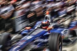 Stefan Wilson, Andretti Autosport Honda