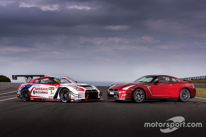 Nissan Motorsports launch at Phillip Island