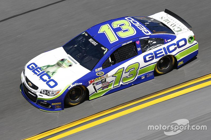 #13 Casey Mears (Germain-Chevrolet)