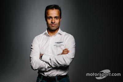 Aston Martin Racing launch
