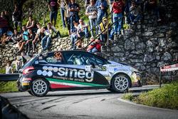 Marcello Razzini, Gianmaria Marcomini, Peugeot 208 R2B