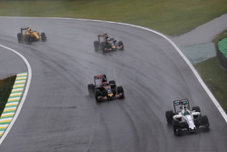 Феліпе Масса, Williams FW38, Данііл Квят, Scuderia Toro Rosso STR11, Карлос Сайнс-молодший, Scuderia