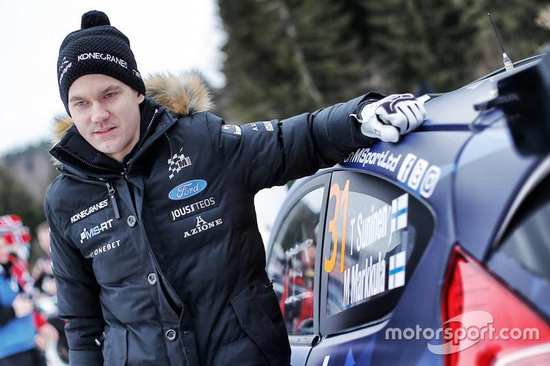 Teemu Suninen, M-Sport, Ford Fiesta R5