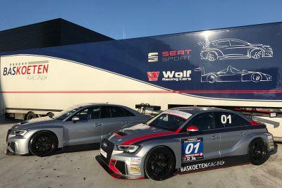 TCR Benelux: Audi RS 3 TCR voor Bas Koeten Racing