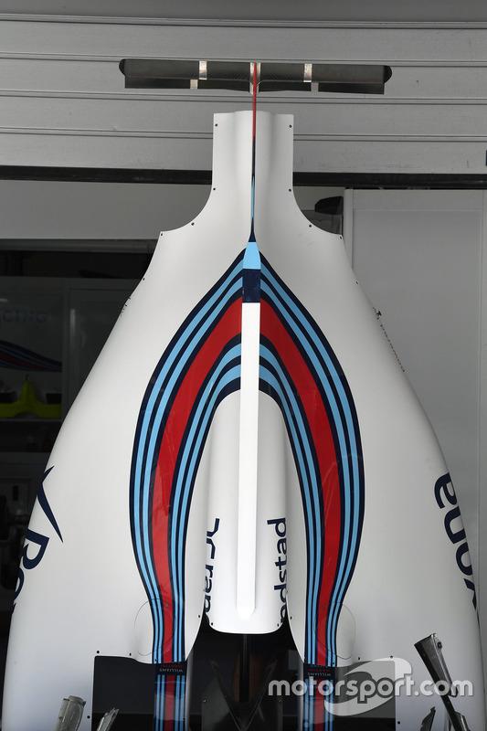 Williams FW40 bodywork