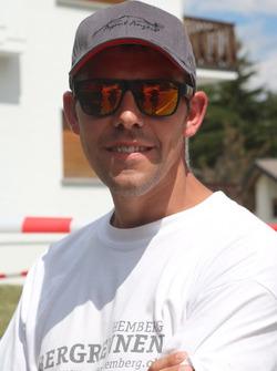 Christian Müller, Rennleiter Bergrennen Hemberg