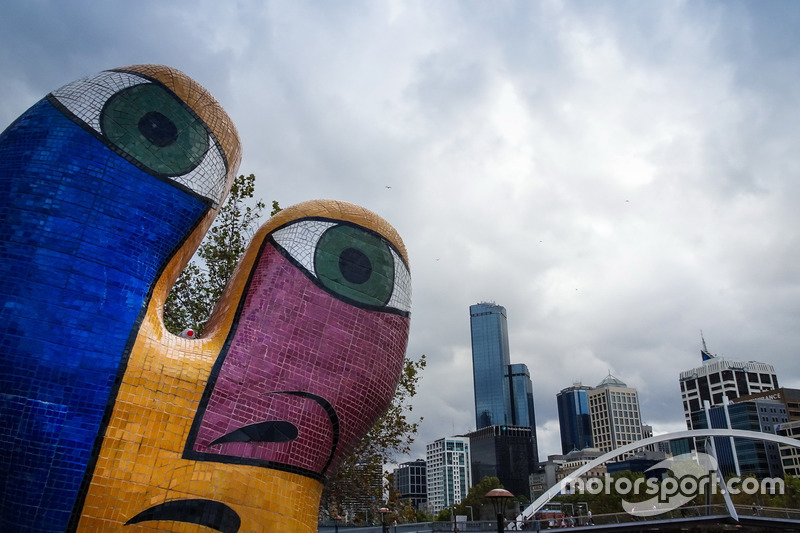 Skulptur in Melbourne