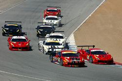 #7 Ferrari of Silicon Valley Ferrari 488: Martin Fuentes
