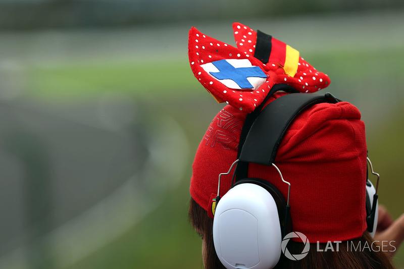Ferrari Fan's hat