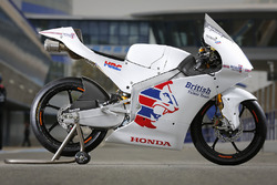 British Talent Cup bike