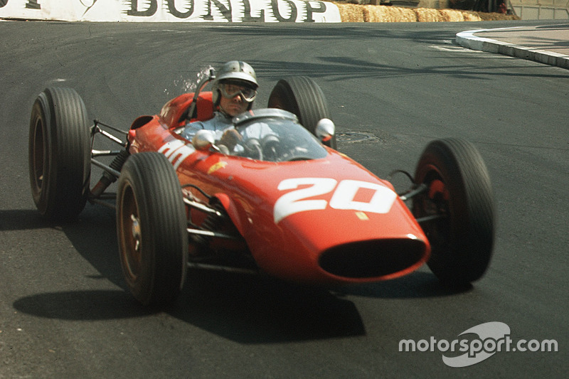 Willy Mairesse, Ferrari Dino 156