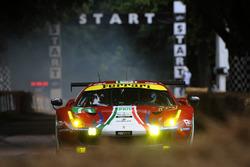 Nicolas Minassian, Ferrari 458 GT2