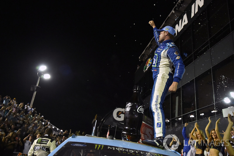 1. Ricky Stenhouse Jr., Roush Fenway Racing Ford