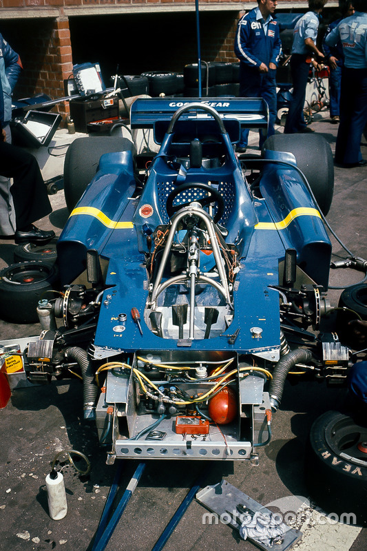 Chassis des Tyrrell P34, Ford