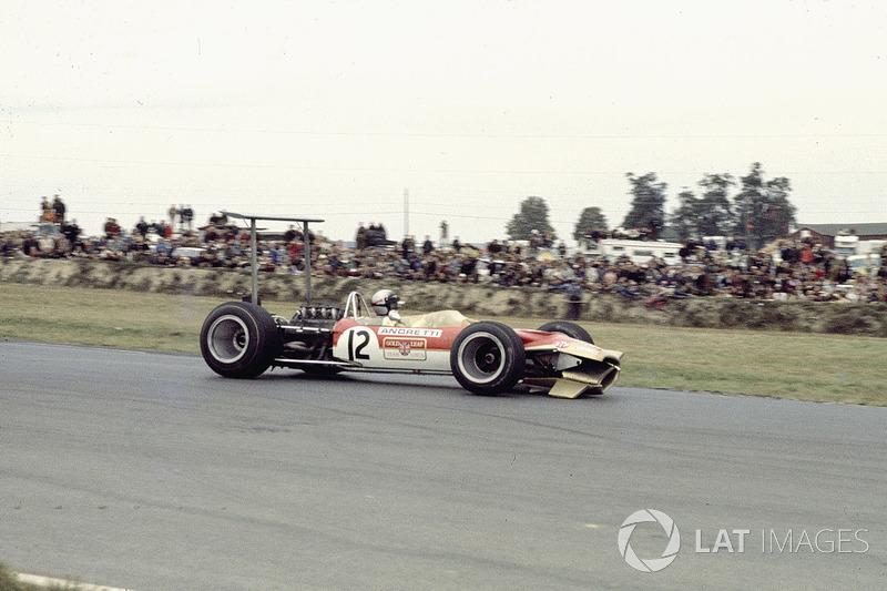8. США-1968, Воткін-Глен: Маріо Андретті, Lotus 49B - 1.04,200