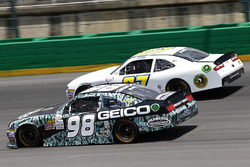 Casey Mears, Biagi-DenBeste Racing Ford, Ray Black Jr., SS-Green Light Racing Chevrolet