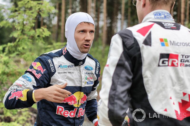 Себастьян Ож'є, M-Sport