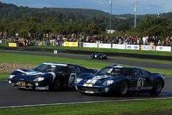 Whitsun Trophy Stuart  Hall Christopher Wilson GT40