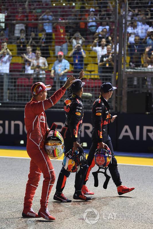 Daniel Ricciardo, Red Bull Racing, Max Verstappen, Red Bull Racing