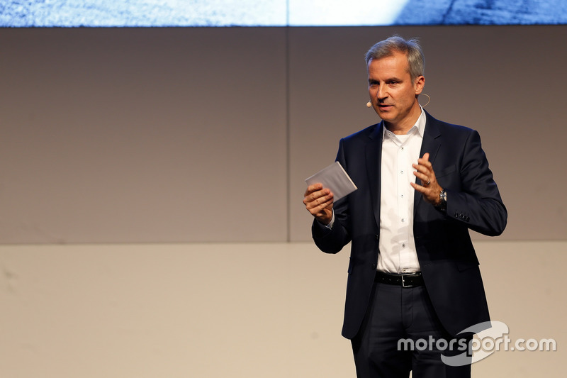 BMW Motorsport Director Jens Marquardt