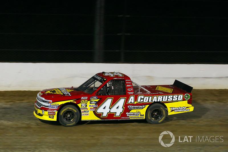JR Heffner, Chevrolet Silverado