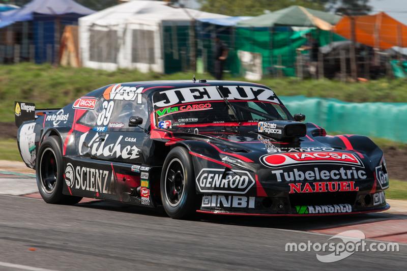 Pedro Gentile, JP Carrera Chevrolet