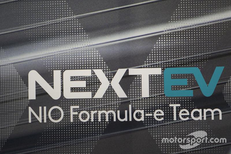 Logo de NEXTEV TCR Formula E Team