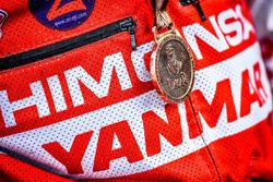 Medalla del Dakar