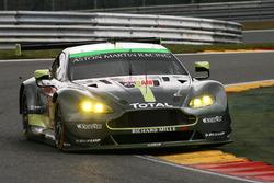 #98 Aston Martin Racing, Aston Martin Vantage: Paul Dalla Lana, Pedro Lamy, Mathias Lauda