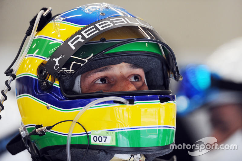 Bruno Senna, Vaillante Rebellion Racing