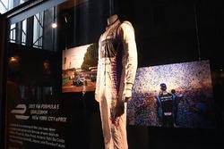 Publicité pour la Formule E