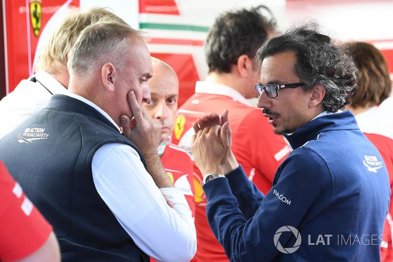 Laurent Mekies, FIA