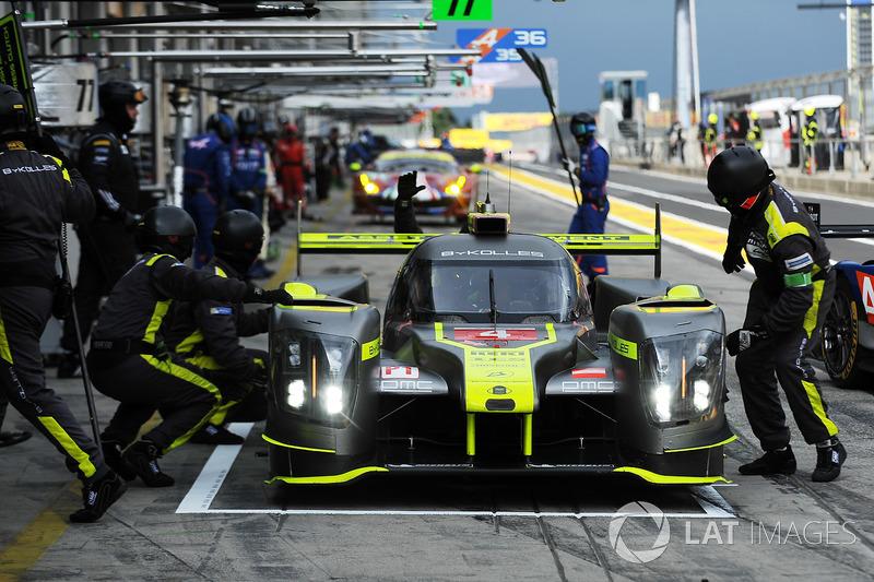 #4 ByKolles Racing CLM P1/01: Олівер Вебб, Домінік Крайхамер, Марко Бонаномі