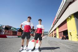 Albert Arenas, Aspar Team; Lorenzo Dalla Porta, Aspar Team