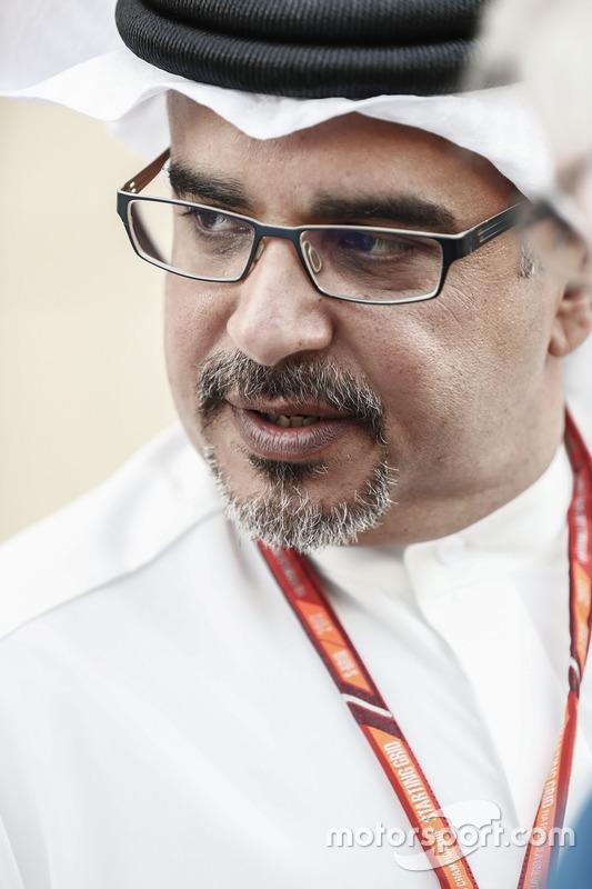 Crown Prince of Bahrain, Salman bin Hamad bin Isa Al Khalifa