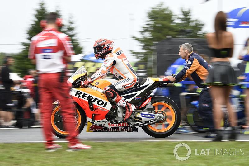 Marc Marquez, Repsol Honda Team, lider başlıyor