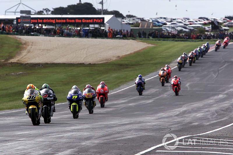 #11 GP d'Australie 2001