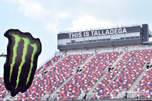 Live NASCAR Cup Series: The GEICO 500 from Talladega